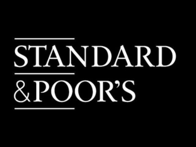 Standard & Poor's уронило рубль