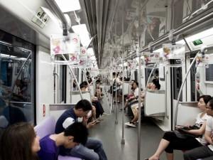 Новую линию метро в Сингапуре построит компания Daewoo