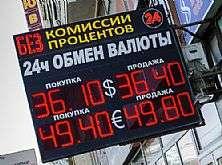 Сколько должен стоить рубль?