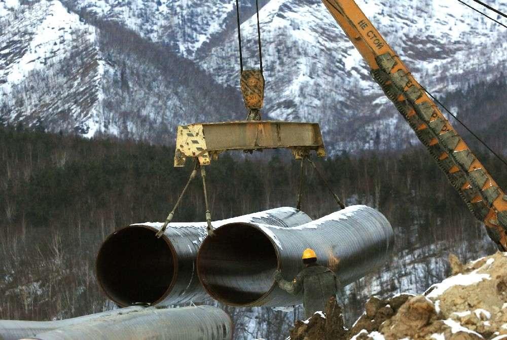 Газпром начинает обустройство Дальнего Востока