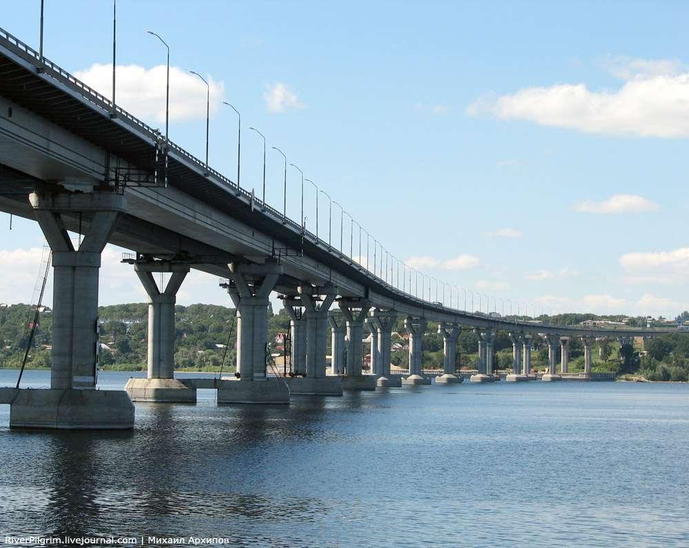 Новый мост позволит построить новый порт на Волге