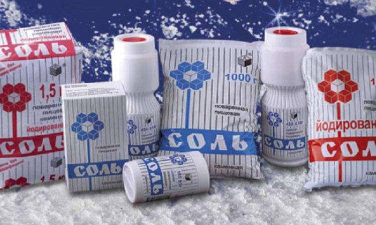 Импорт украинской соли в Россию будет прекращён