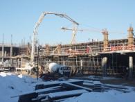 Перекрытия здания ТРЦ в Смоленске сварят из проката «Северстали»
