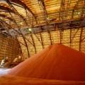 Россия в полтора раза увеличила экспорт калийных удобрений