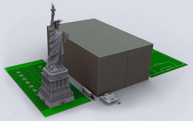 Внешний долг США приведет Америку к краху