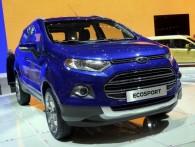 Ford объявил цены: в России начались продажи Ford EcoSport