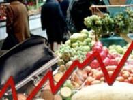 МЭР: рост цен на продтовары за январь–декабрь 2014 года может составить 12–13%