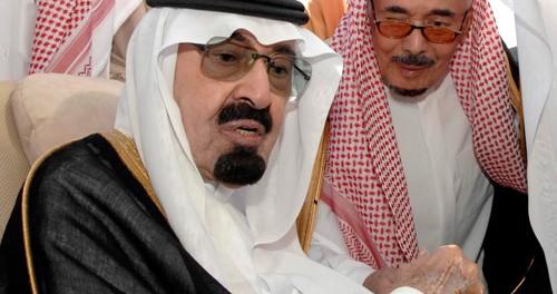 Цены на нефть пошли вверх после новости о смерти короля Саудовской Аравии