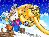 Между Россией и Украиной назревает очередной газовый конфликт