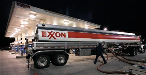 ExxonMobil прогорела на миллиард долларов на антироссийских санкциях