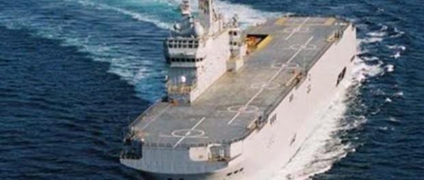Рособоронэкспорт: вопрос по «Мистралям» разрешится к маю