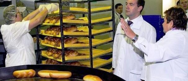 Пекари пожаловались ФАС на розничные сети