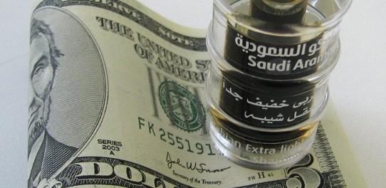 Доллар спас нефть от падения