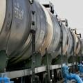 Доходы России от экспорта нефти упали на 40% при росте физических объемов продаж