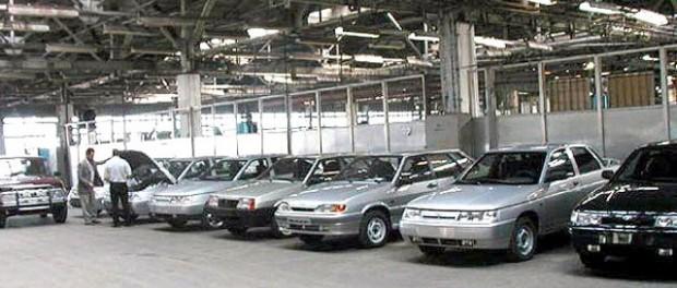 Продажи «АвтоВАЗа» за первый квартал упали на 25%