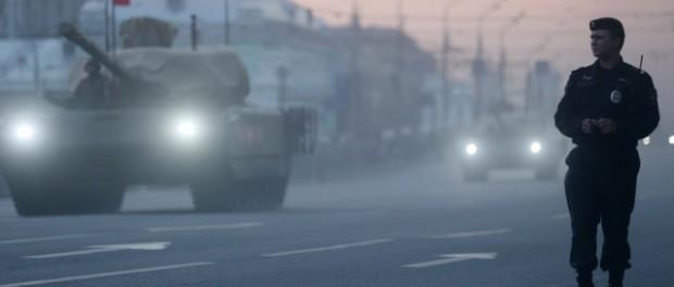 Стали известны изменения в движении московского транспорта 9 мая