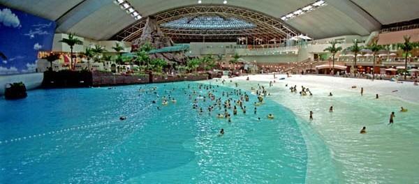 На московском ВДНХ появится пляж с развлечениями