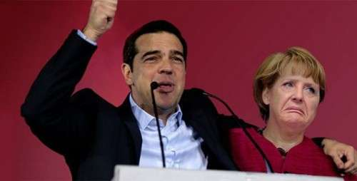 В Греции есть все, кроме наличных