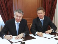 «Газпром» и Shell «махнут» активами