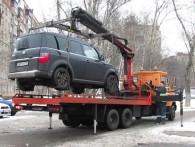 Москвичам упростили возврат штрафов по незаконной эвакуации ТС