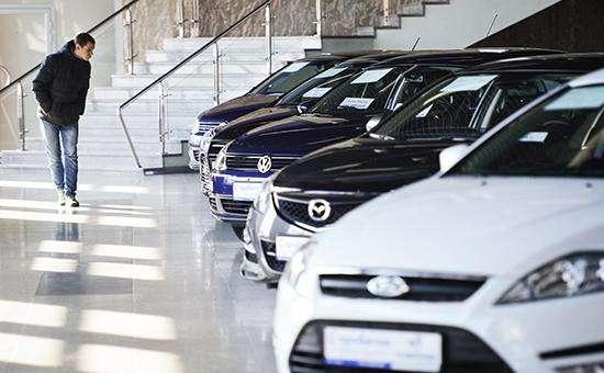 Россиян перестали интересовать подержанные машины
