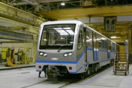 Метровагонмаш отремонтирует вагоны будапештского метро