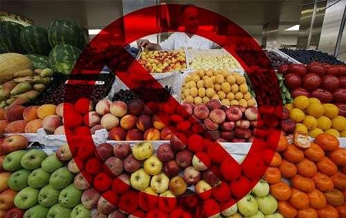 Минсельхоз разработал процедуры уничтожения санкционных продуктов