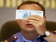 В России сократили 110 тыс. сотрудников МВД
