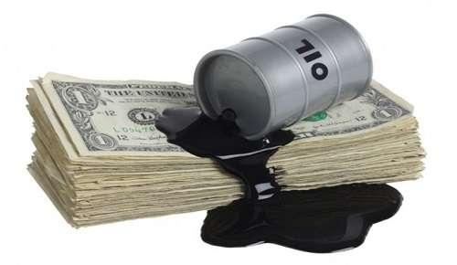 Нефть падает и тянет за собой рубль