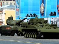 УВЗ «выехал» на танках