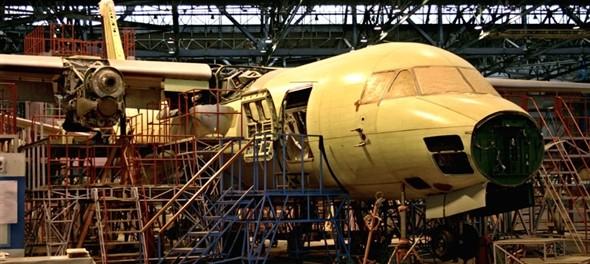 «Авиакор» останавливает производство Ан-140