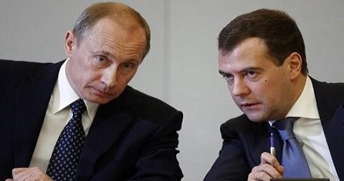 Путин и Медведев согласовали объединение ФАС и ФСТ