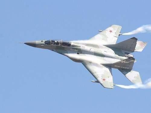 В Краснодарском крае разбился второй за месяц МиГ-29