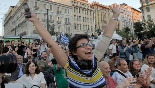 Греки сказали «нет» жесткой экономии