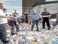 Свыше 178 тыс. россиян выступили против уничтожения санкционных продуктов