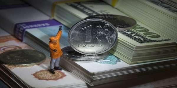 Курс рубля вернулся в февраль