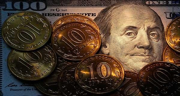 Новые минимумы рубля