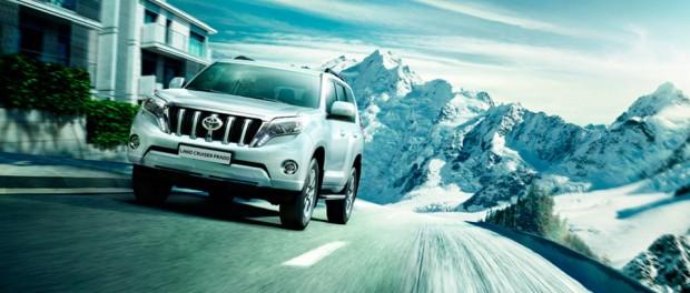 Toyota отказалась от сборки Land Cruiser в России
