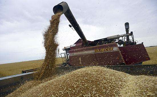 Трейдеры настаивают на отмене экспортной пошлины на зерно