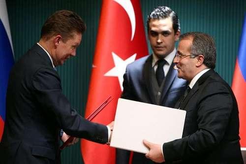 Газпром оценил «Турецкий поток»