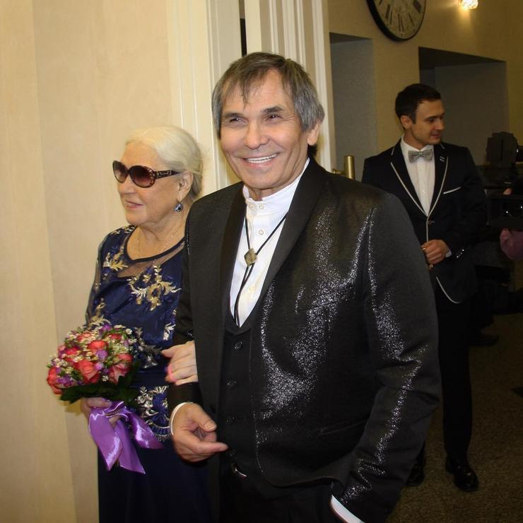 Алибасов и Шукшина поженились, фото